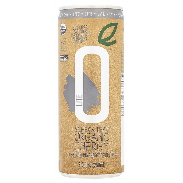 Scheckters Organic Energy Lite