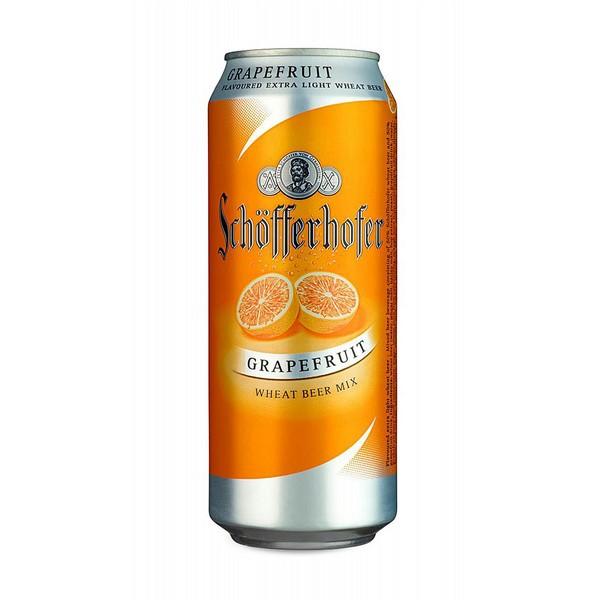 Schofferhofer Hefe Grapefruit Cans