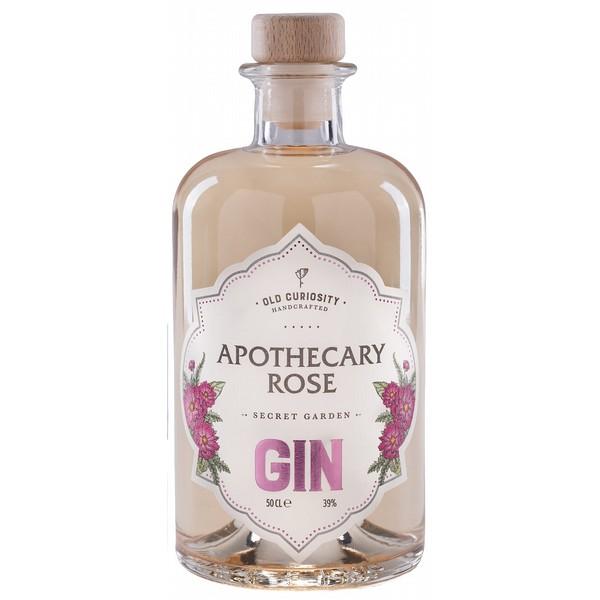 Secret Garden Apothecary Rose Gin