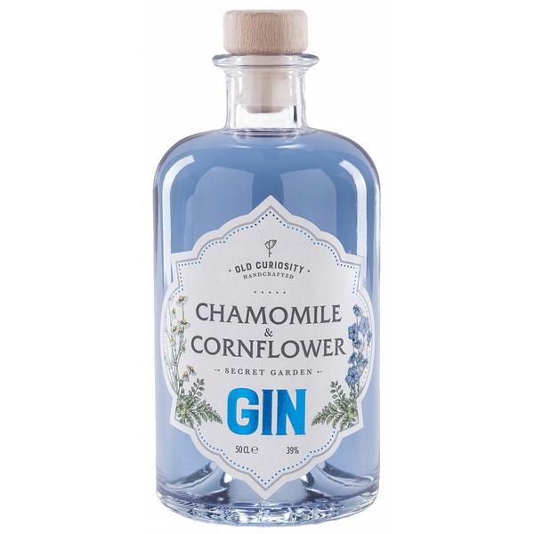 Secret Garden Chamomile & Cornflower Gin
