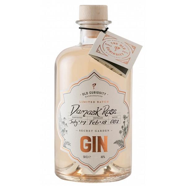 Secret Garden Damask Rose Ltd Ed Gin