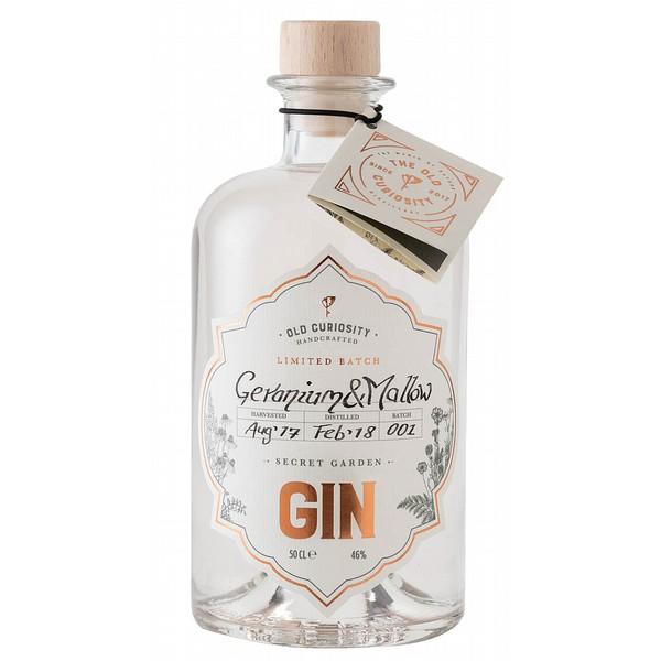 Secret Garden Geranium & Mallow Ltd Ed Gin