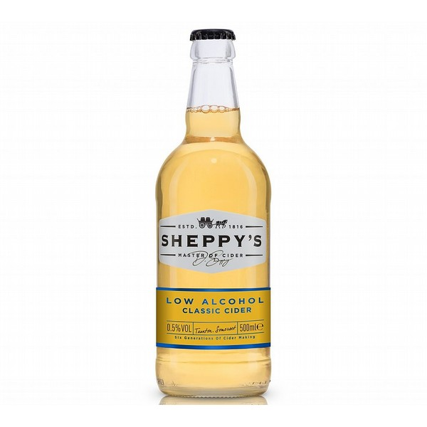 Sheppy's Classic Cider Low Alcohol