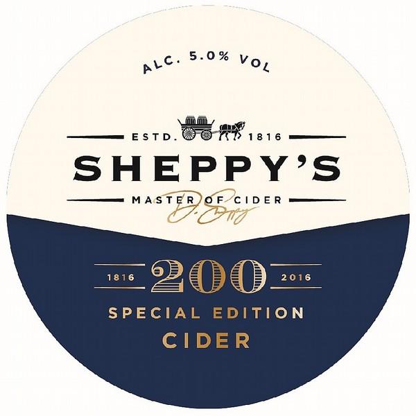 Sheppy's 200 Special Edition Oval Fisheye
