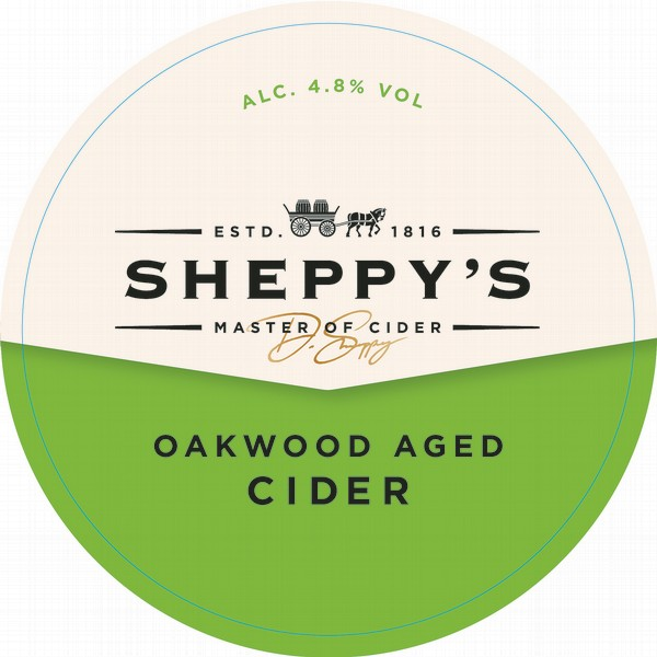 Sheppy's Oakwood Cider