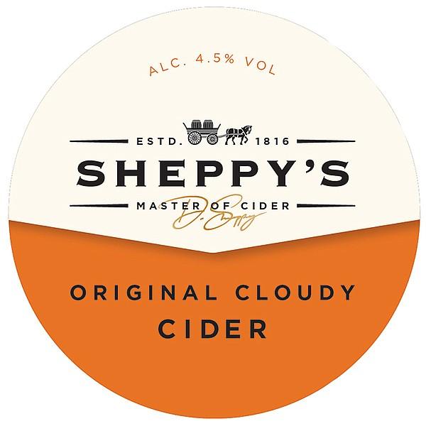 Sheppy's Original Cloudy Oval Fisheye