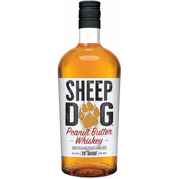 Sheep Dog Peanut Butter Bourbon