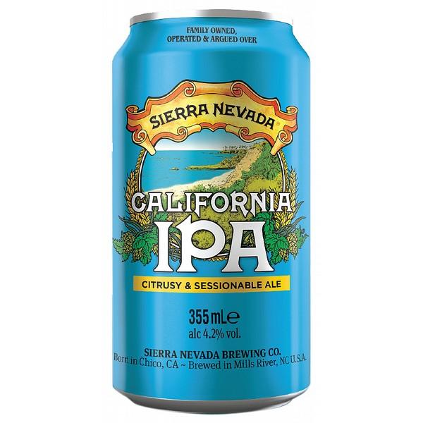 Sierra Nevada California IPA Cans