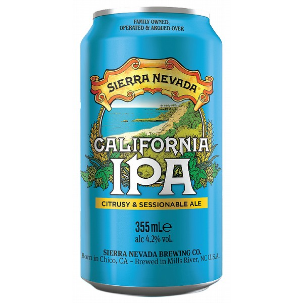 Sierra Nevada California IPA Cans
