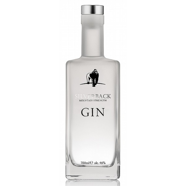 Silverback Mountain Strength Gin