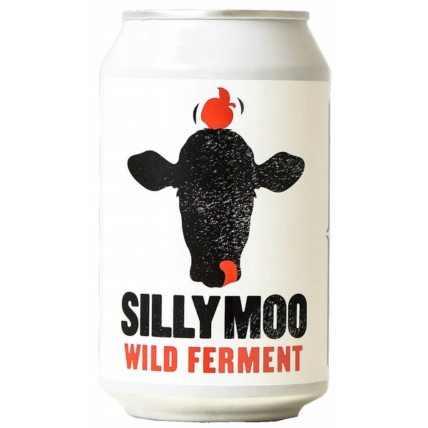Silly Moo Wild Ferment Cider Cans