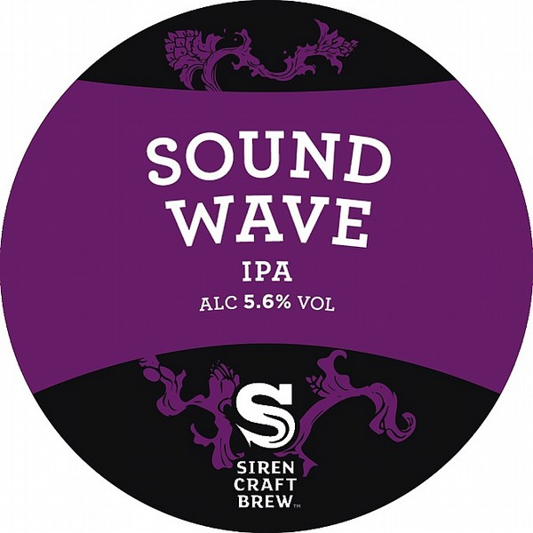 Siren Sound Wave
