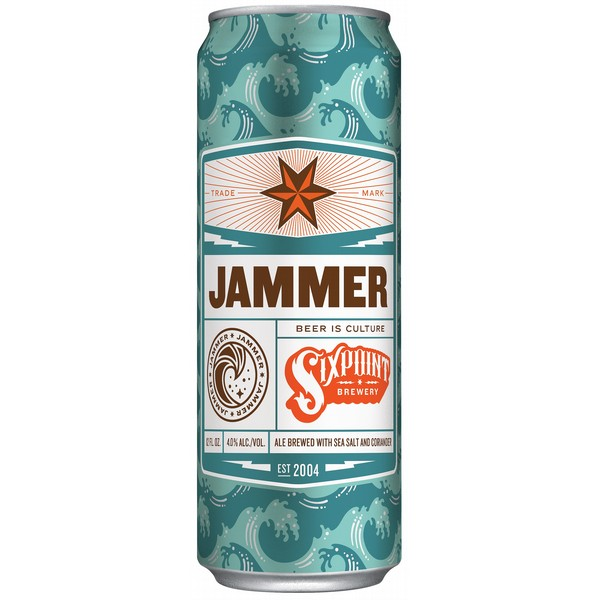 Sixpoint Jammer Gose Cans