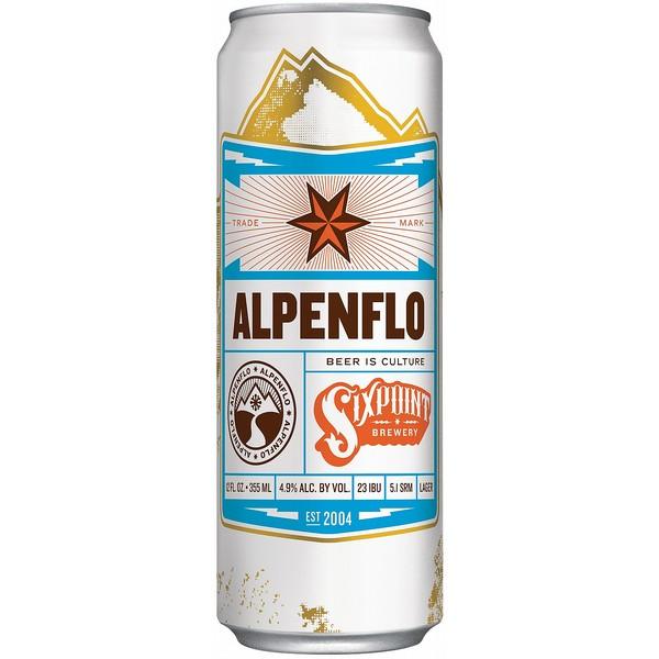 Sixpoint Alpenflo Helles Cans