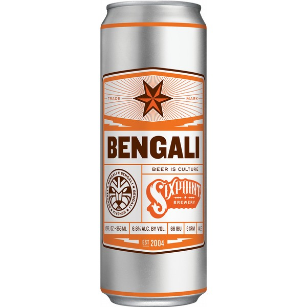 Sixpoint Bengali IPA Cans