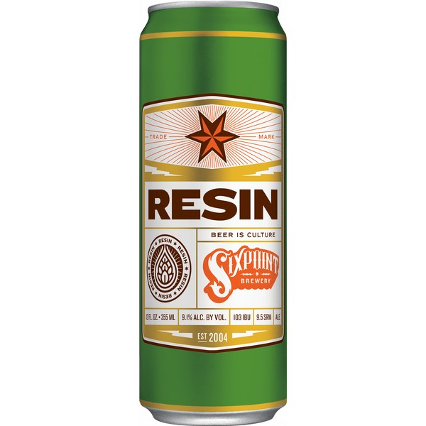 Sixpoint Resin DIPA Cans