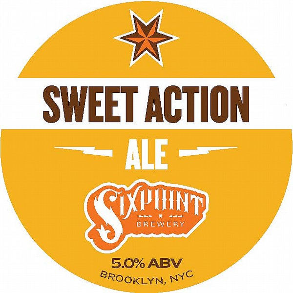 Sixpoint Sweet Action Pale Ale