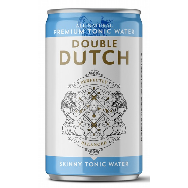 Double Dutch Skinny Tonic Cans