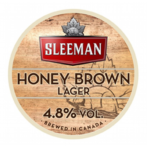Sleemans Honey Brown