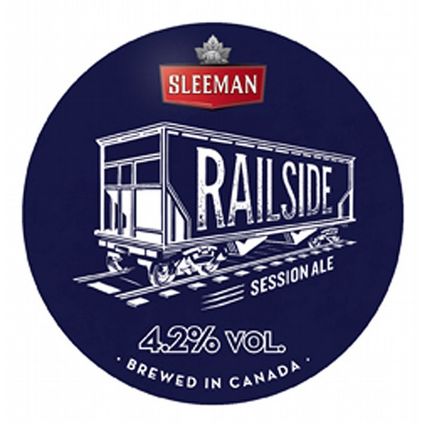 Sleemans Railside Session Ale