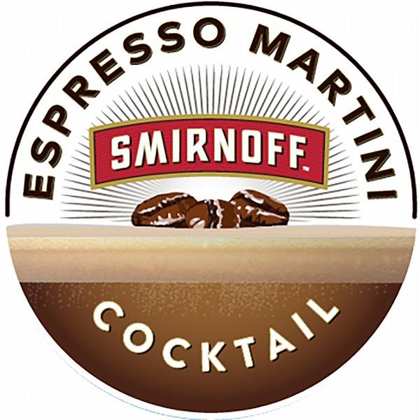 Smirnoff Espresso Martini 10L