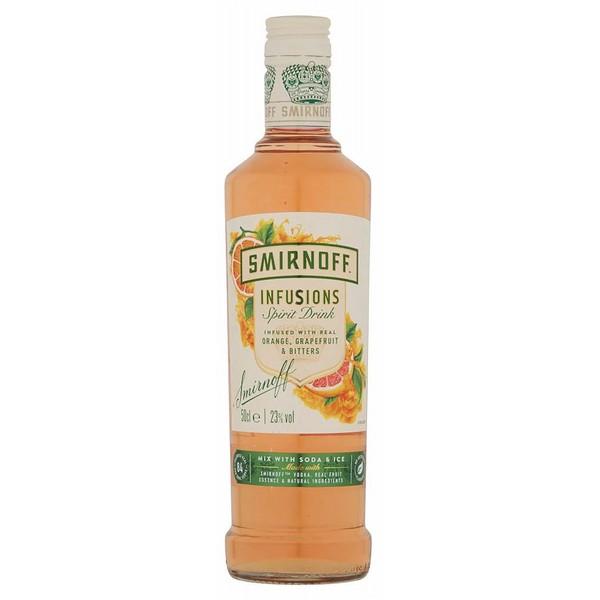 Smirnoff Infusions Orange & Grapefruit