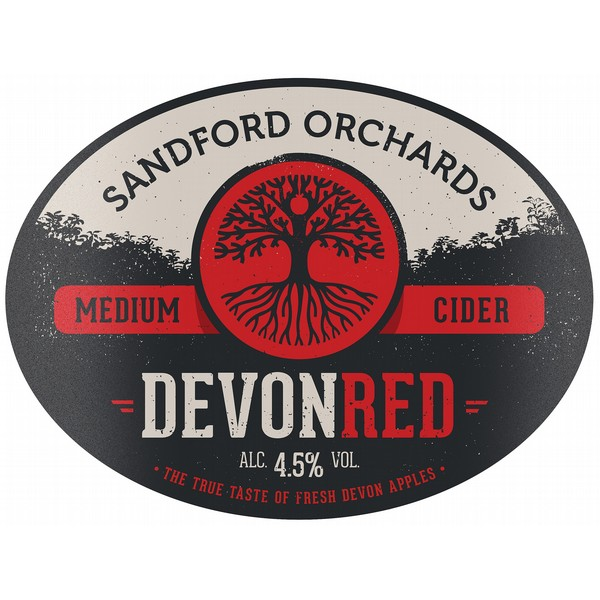 Sandford Orchards Devon Red