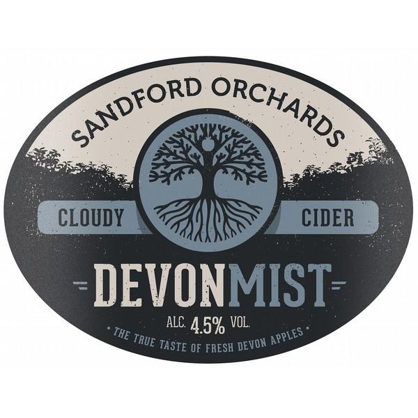 Sandford Orchards Devon Mist