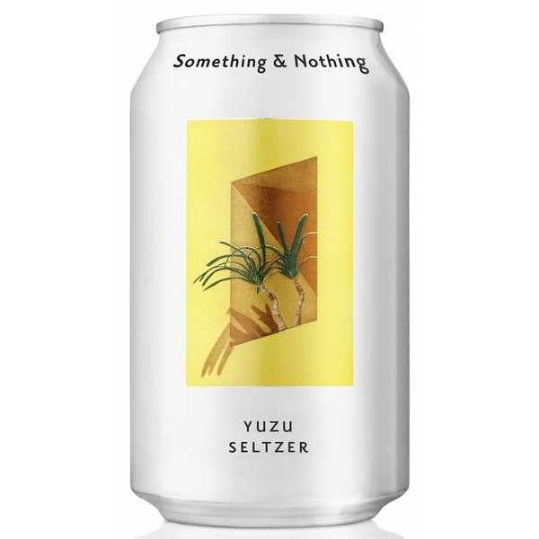 Something & Nothing Yuzu Seltzer