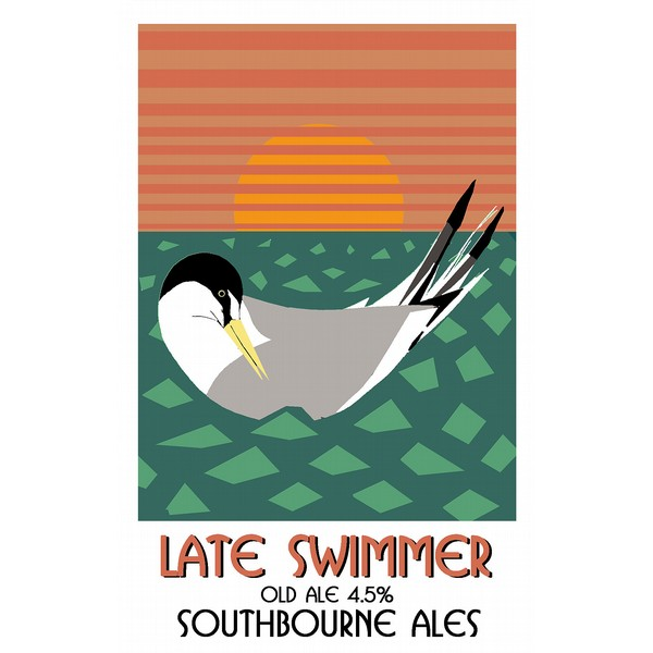Southbourne Ales Late Swimmer Cask