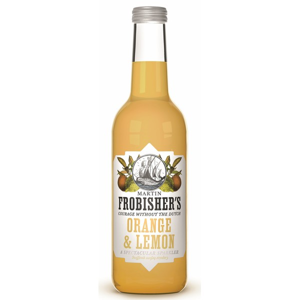 Frobisher's Sparkler Orange & Lemon