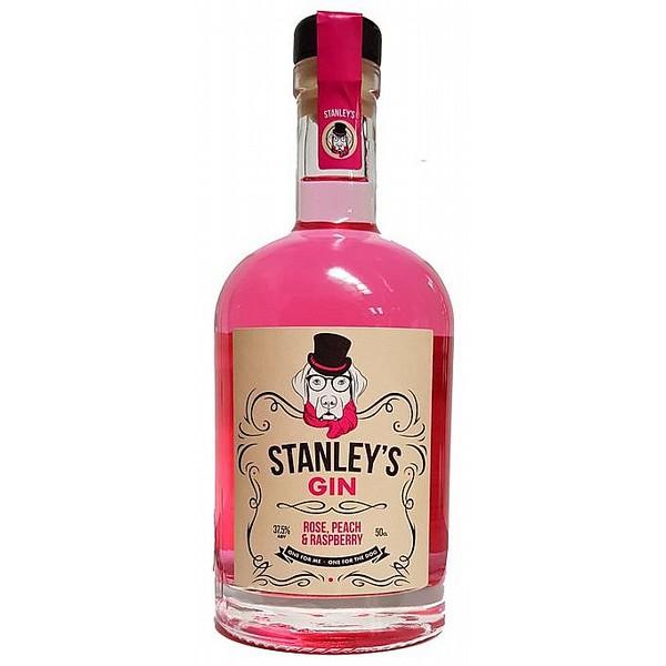 Stanley's Rose, Peach & Raspberry Gin