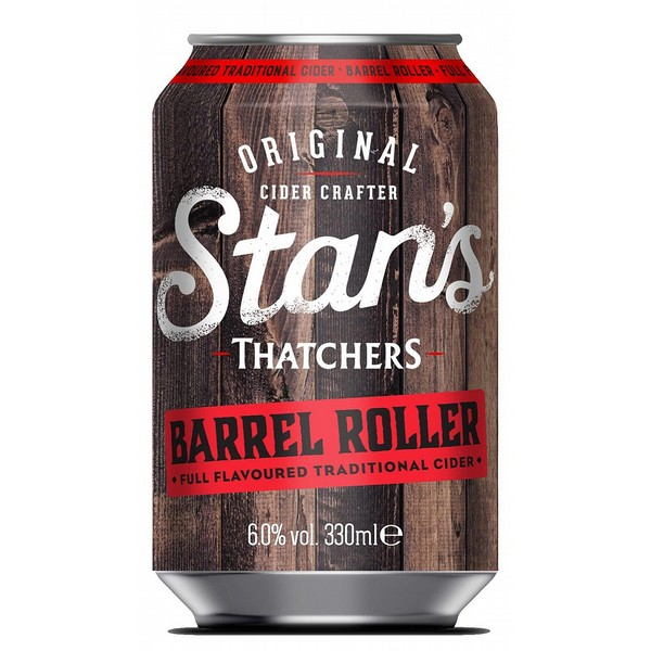 Stan's Barrel Roller Cider Can