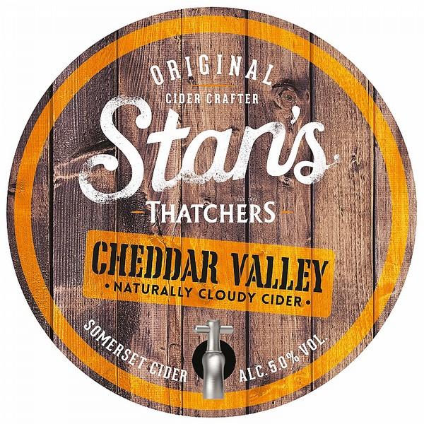 BIB Stan's Cheddar Valley Cider