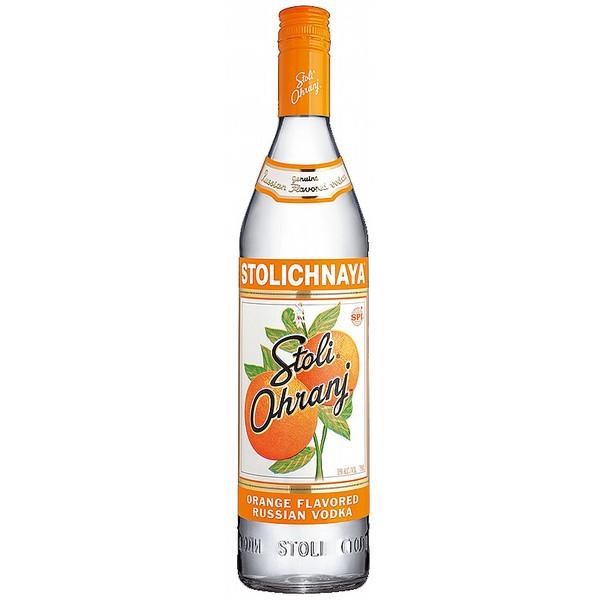 Stolichnaya Ohranj Vodka 70cl