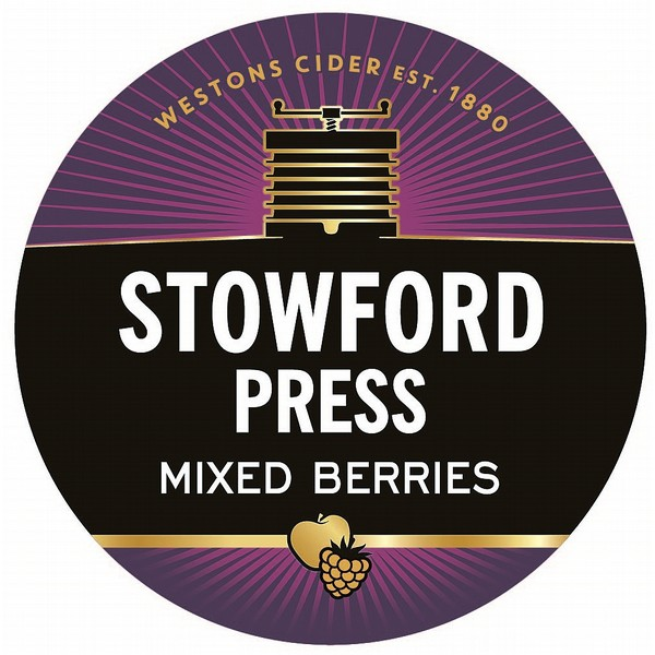 Stowford Press Mixed Berries