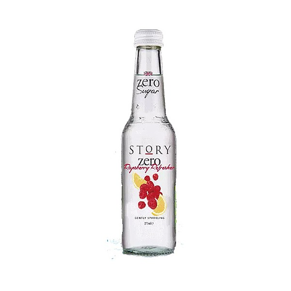 Story Zero Rapsberry Refresher