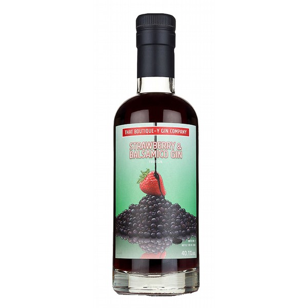 Boutique-y Gin Co Strawberry & Balsamico