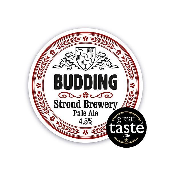 Stroud Budding Organic Pale Ale Cask