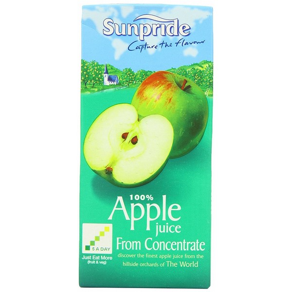 Sunpride Apple Juice