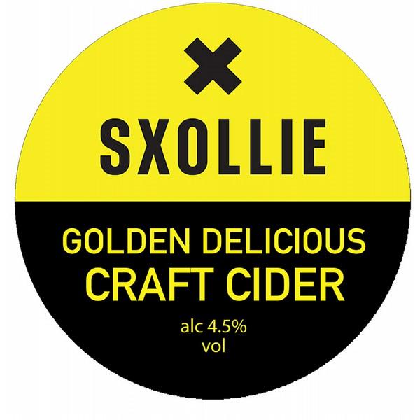 Sxollie Golden Delicious Cider