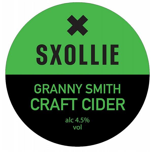 Sxollie Granny Smith  Cider