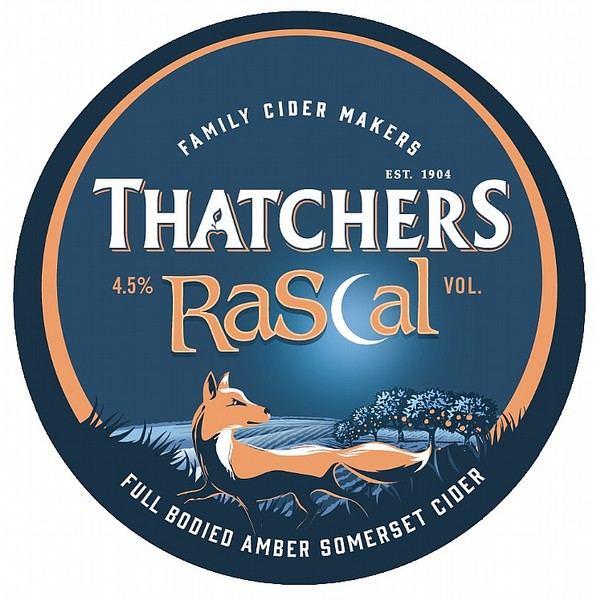Thatchers Rascal