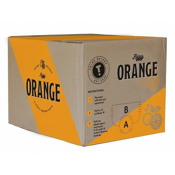 Think Fizzy Orange  BIB