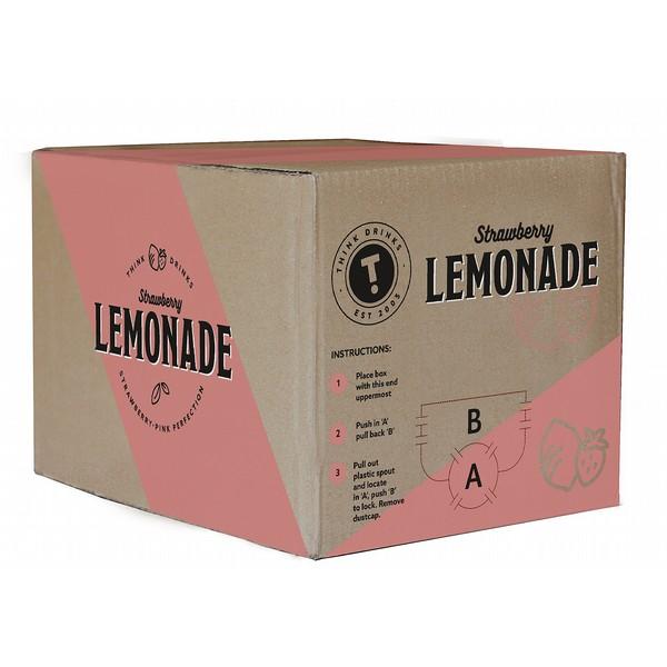 Think Strawberry Lemonade