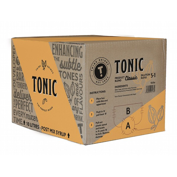 Think Tonic  BIB