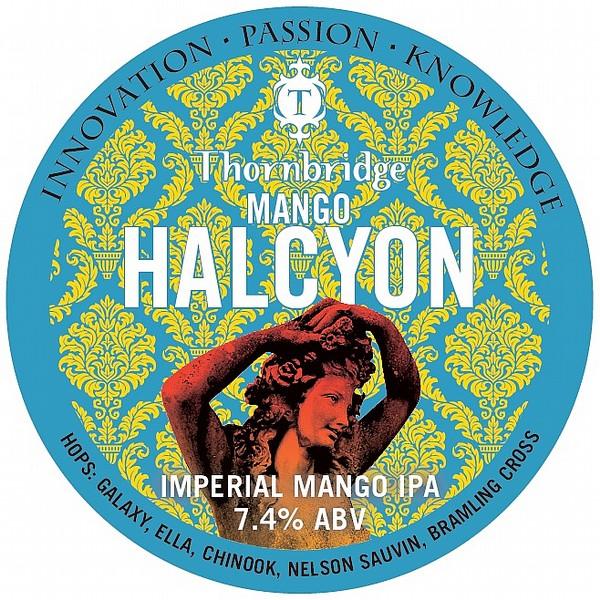 Thornbridge Mango Halcyon IPA