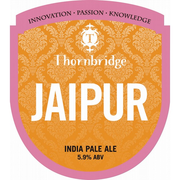Thornbridge Jaipur Pump Clip