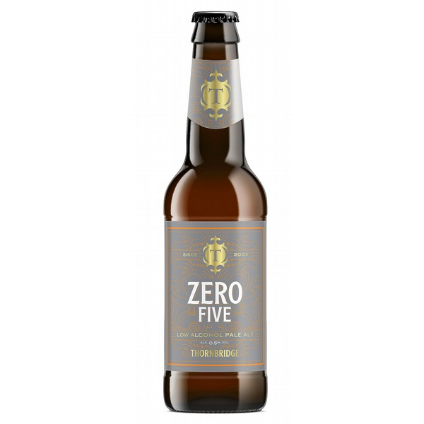 Thornbridge Zero Five Low Alcohol Pale Ale