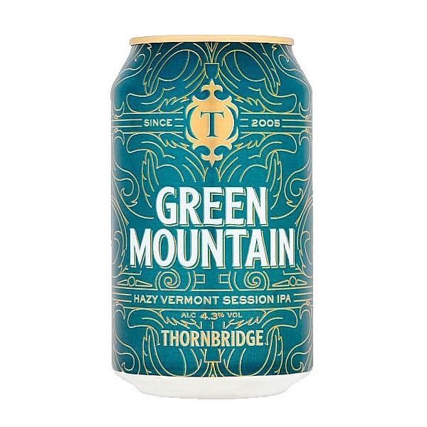 Thornbridge Green Mountain SIPA  Cans